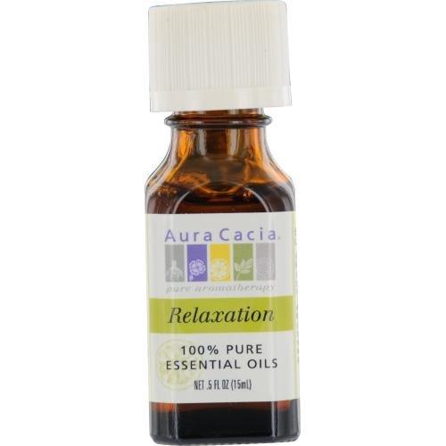 Essential Oils Aura Cacia By Relaxation-essential Oil .5 Oz