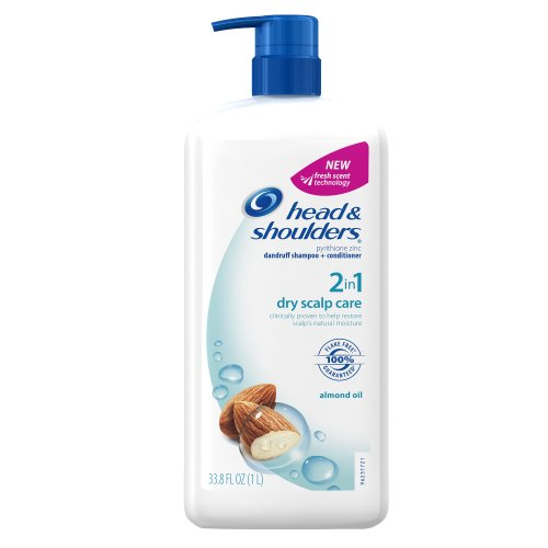 Head & Shoulders Dry Scalp Care With Almond Oil 2-In-1 Dandr