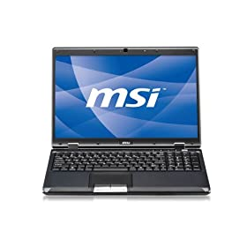 MSI CR600-017US 16-Inch Laptop