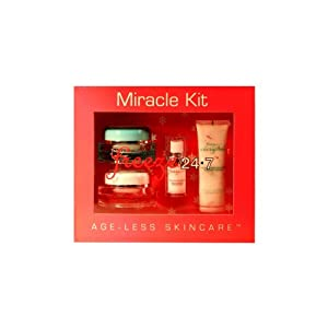Freeze 24-7 Ageless Skin Care Miracle Kit