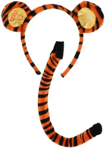 elope Disney's Winnie the Pooh Tigger Ears & Tail Set