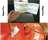 Roof Repair Convertible Car Soft Top Patch - Tear Aid 6