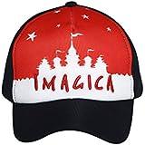 Imagica Castle Printed Kids Cap - B06XCXHYMJ