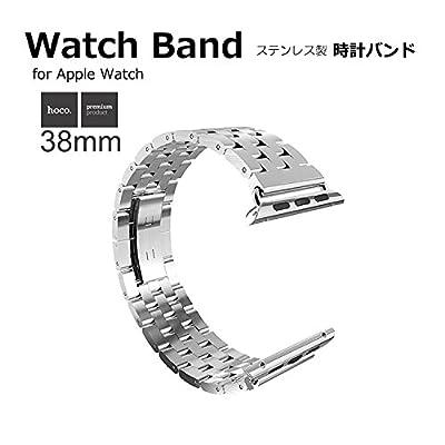 アップルウォッチ用 交換バンド 高級ステンレス ベルト For apple watch 38mm 交換リストバンドAWATCH-MC-38-W50427