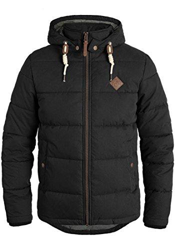 SOLID Dry Winterjacke, Größe:L;Farbe:Black (9000)