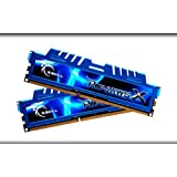 G.SKILL Ripjaws X Series 8GB (2 X 4GB) 240-Pin DDR3 SDRAM DDR3 2400 (PC3 19200) Desktop Memory Model F3-2400C11D...