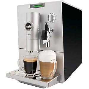Jura-Capresso ENA5 espresso maker with 2 beverages