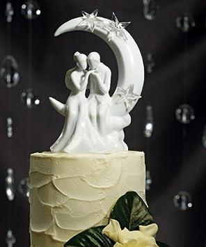 Weddingstar Written in the Stars Bride and Groom