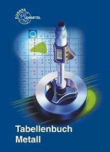 Tabellenbuch Metall: mit Formelsammlung: Amazon.de: Ulrich