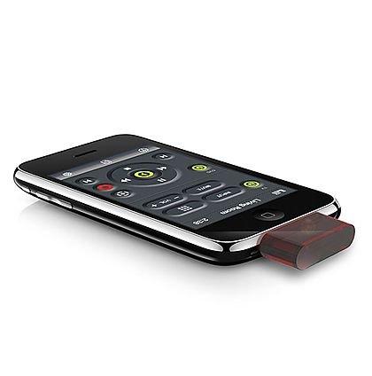 L5Remote iPhone/ipad/ipodがユニバーサルリモコンに!L5 remote(正規品)