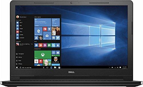 2016 New Edition Dell Inspiron 15.6″ HD Display Premium High Performance Laptop PC, Intel Core i3-5015U 2.1 GHz Processor, 4GB RAM, 1TB HDD, HDMI, Bluetooth, WIFI, Webcam, MaxxAudio, Windows 10, Black