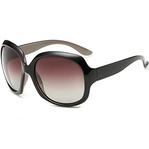 MOTINE Oversized Women's Polarized Fashion Sunglasses