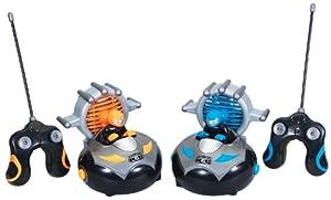 Amazon.com: Kid Galaxy RC Bump 'n Chuck Bumper Cars: Toys