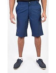 Navy Blue Men Colored Shorts