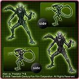 AVP Alien vs Predator Alien Real Figure - Premium ver. ~ Full set of 2