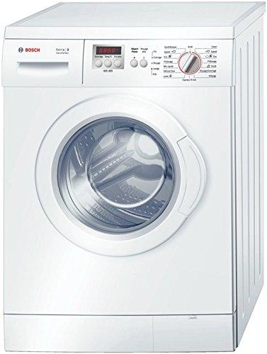 Bosch WAE28210OFF Autonome Charge avant 7kg 1400tr/min A+++ Blanc - machines à laver (Autonome, Charge avant, A+++, A, B, Blanc)