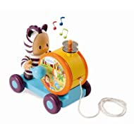 Smoby Cotoons Pull Tambourine