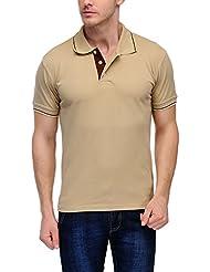 Scott Men's Premium Cotton Polo T-shirt