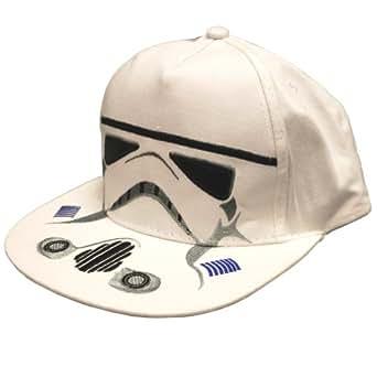 Amazon.com: Star Wars Little Boys' Baseball Cap (White ...