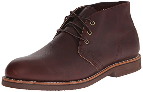 Red Wing Heritage Foreman Chukka Boot, Briar Oil Slick, 10.5 D(M) US