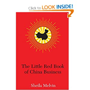 The little red book of china business consulting