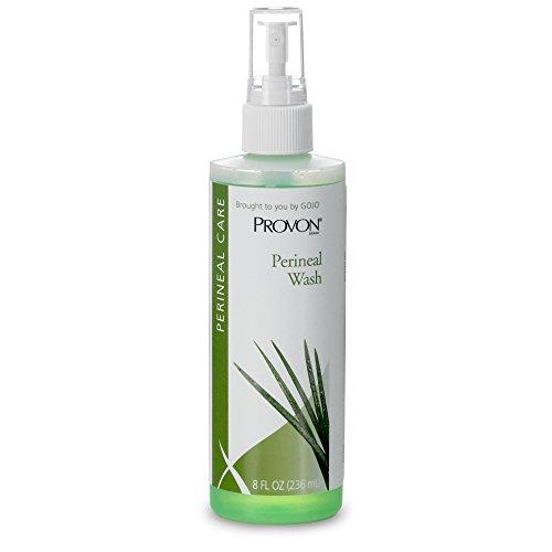 PROVON 4525-48 Perineal Wash, 8 fl. oz. Spray Bottle, Herbal
