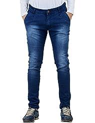 Dee Cee Light Blue Slim Fit Jeans For Men's