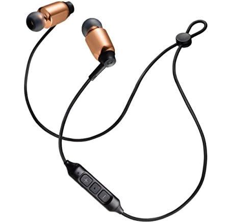 GLIDiCワイヤレス ヘッドセット Sound Air WS-5000 / カッパー【日本正規代理店品】 SB-WS53-MRLW/C