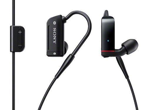 Sony Balanced Armature Bluetooth Ver. 3.0+DEDR In-Ear Headphones with Hands-free Microphone | XBA-BT75