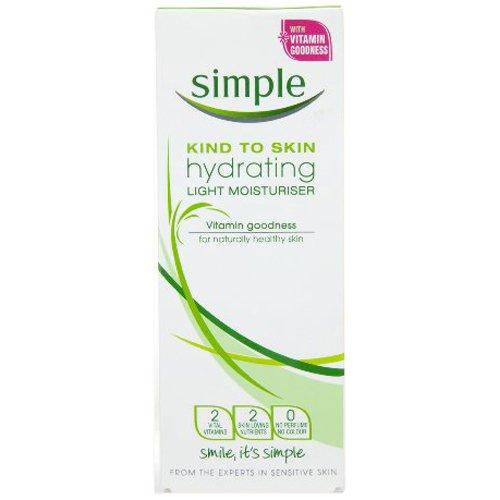 Simple Hydrating Light Moisturiser