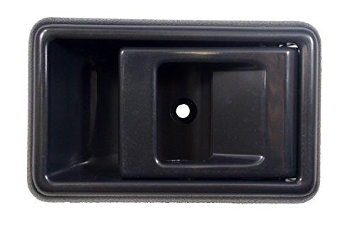 PT Auto Warehouse TO-2501G-RH – Inside Interior Inner Door Handle, Gray – Passenger Side
