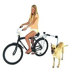 Bike Balance Dog Jogger Kit