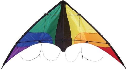 In The Breeze Colorwave Stunt Kite, 48-Inch