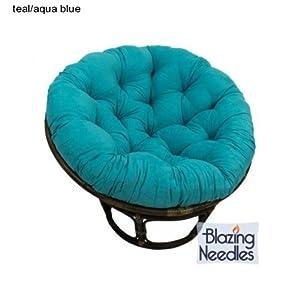 Amazon.com - Microsuede Papasan Cushion / Floor Pillow