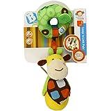 B Kids Loop N Link Pals Plush Toy, Zuzu (Discontinued By Manufacturer)