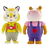 Richard Scarry Busytown Huckle and Hilda Figure Pack