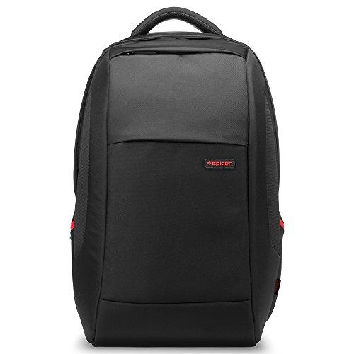 Spigen® 【 バックパック 】クラスデン3 バック パック リュック バッグ Backpack ** 15インチ ノートPC 収納可能 ** 【国内正規品】 (【クラスデン3】 ブラック)