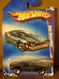 HOT WHEELS 2009 REBEL RIDES 09/10 DIXIE CHALLENGER DARK BLUE WITH SILVER FLAMES 145/190
