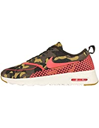 Nike Women's W Nike Air Max Thea Jcrd Prm  Running Shoes