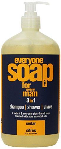Everyone Soap Men Cedar & Citrus EO 32 oz Liquid