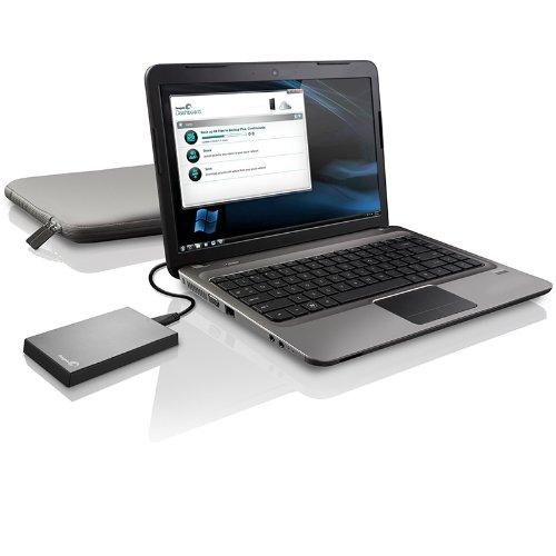 """Seagate STBX2000401 HDD Esterno 2,5"""", 2000GB, Nero"""
