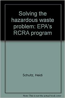 Hazardous Waste Regulations Books