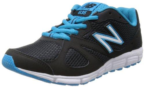 [ニューバランス] new balance new balanceNB W635 D NB W635 D BB1 (BLACK/BLUE/6)