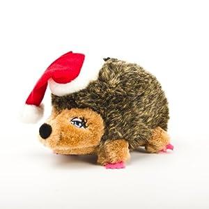Pet Supplies : Pet Squeak Toys : Kyjen PP01975 Hedgehog