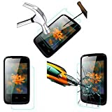 TEMPERED GLASS SHOCKPROOF SCREENGUARD For LAVA IRIS 356 MOBILE SCREEN GUARD
