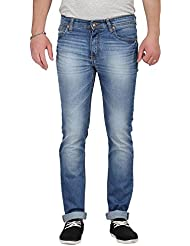 Levi's Blue Skinny Fit Faded Jeans