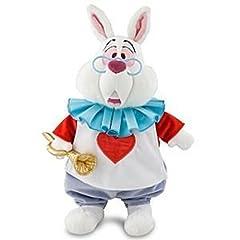 White Rabbit Plush - Alice In WonderLand Plush (20 Inch)