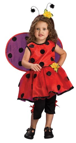 Child's Costume, Ladybug