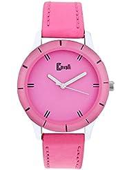 Cavalli Pink Dial Analog Watch- For Women - B01KVCOZWK