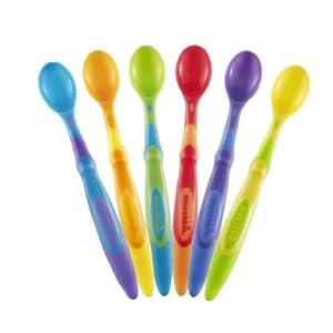 cucharas de bebe